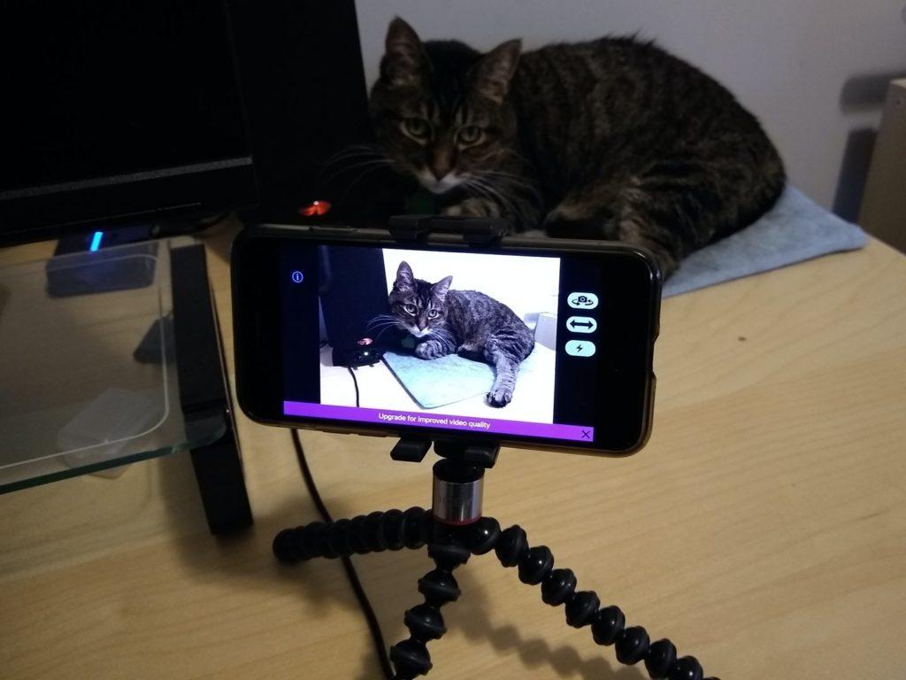 EpocCam webcam alternative