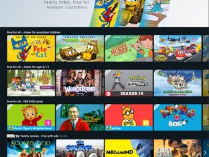 Amazon Prime Video's family friendly free TV shows and movies