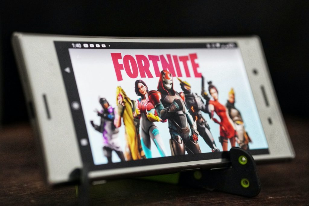 Mobile Gaming Fortnite